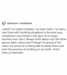 angry, hard time and mistakes