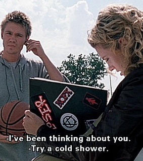 hilarie burton, lucas scott and all that you can39t
