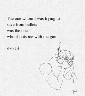 bullets, break up and liar
