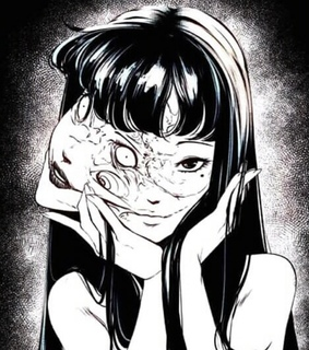 anime, tomie and manga