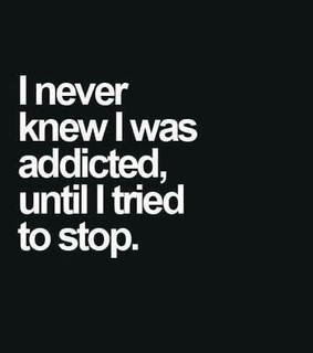 sad, addicted and addiction