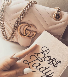 gucci, nails and rich