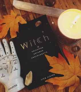 candles, witchy and cosy