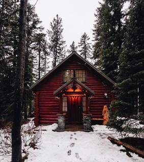 home, cabin and log cabin
