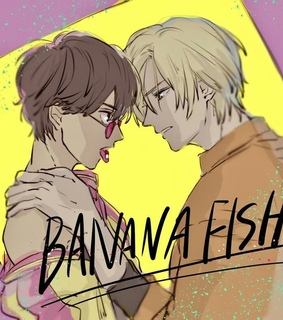 ash x eiji, banana fish and ash