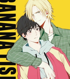 banana fish, anime and bl