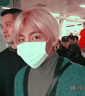 bts, kpop icon and kim taehyung