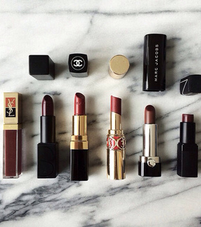 lip stick, cosmetics and cosmetic
