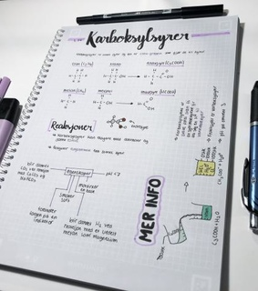 chem notes, noting and school notes