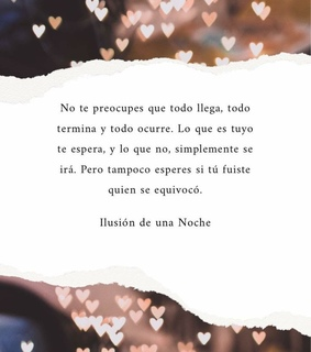 esperar, quotes and reflexiin