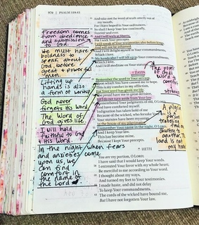 colorful, bible and bible study