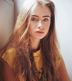 hair, actress and lily collins