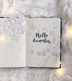 aesthetic, christmas and hello december
