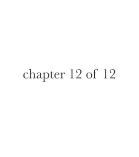 christmas, chapter 12 of 12 and year