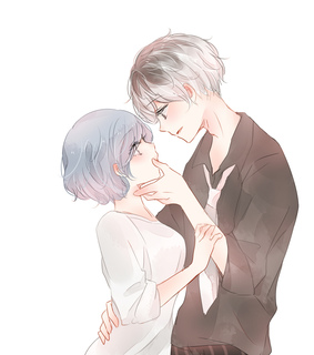 touka, girl and cute