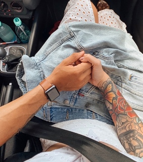 couple, tattoos and couples