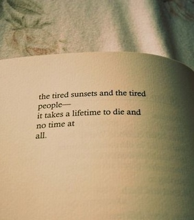 sad, charles bukowski and poem