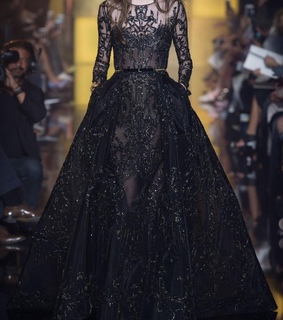 dresses, couture and gorgeous