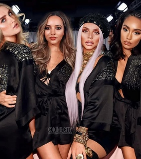 leigh anne pinnock, jesy nelson and jade thirlwall