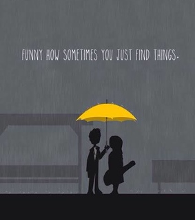 himym, fate and love
