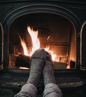 relax, cosy and comfy