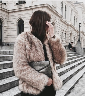girl, fashion and winter