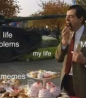 meme, life and problems