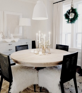 interior, dining room and design
