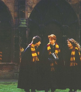 hermione, magic and griffindor