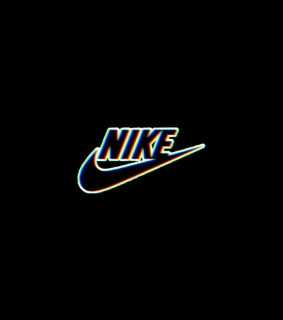 nike, dark background and aesthetic wallpaper