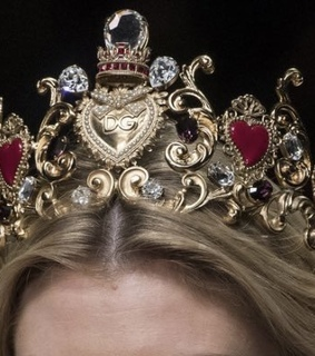 dolce amp gabbana, runway and haute couture