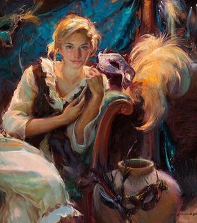 beauty, drama and oil