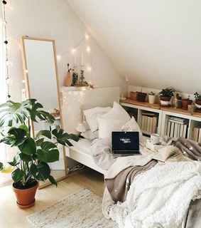 work space, home and rooms