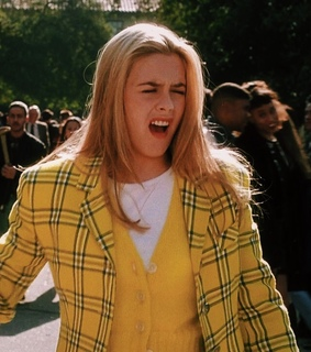 cher horowitz, alicia silverstone and 90s