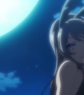rascal does not dream of, bunny girl senpai and pretty