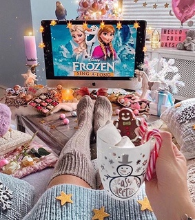 life, merry christmas and frozen