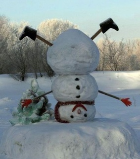 snowman, new and coming