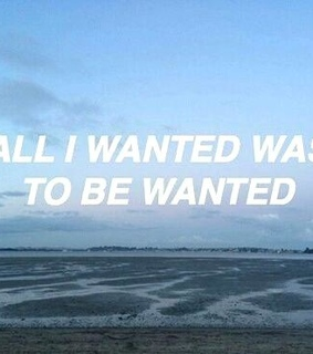 tumblr, wanted and was