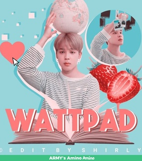 i love you, wattpad and strawberrys