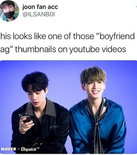 funny, seokjin and twitter