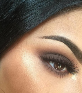 beauty, eyes and makeup products