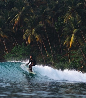 sri lanka, surfing and wave