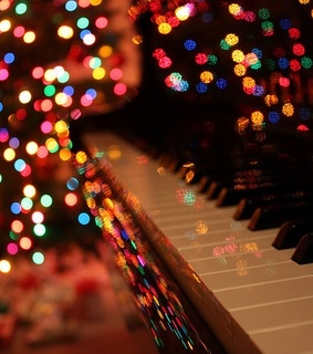 piano, colors and dreams