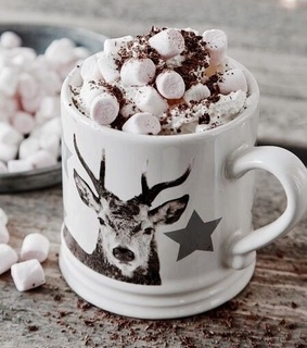 cup, new year and december