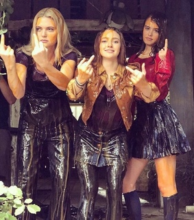 kaylee bryant, danielle rose russell and jenny boyd