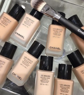 beauty, foundation and luxury
