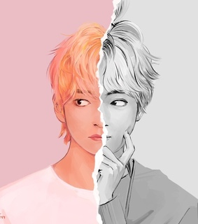 love yourself, v and edit