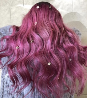 alternative, pink and style