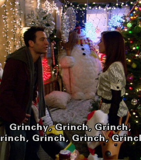 lily aldrin, himym and christmas episode