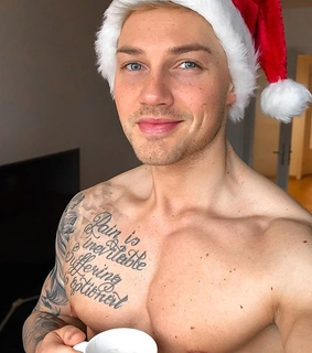 handsome, hollyjolly and joy